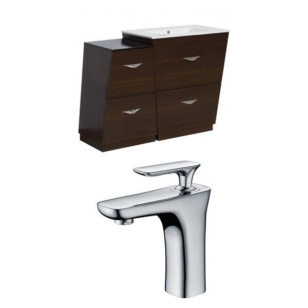 Vee 41 Single Bathroom Vanity Set