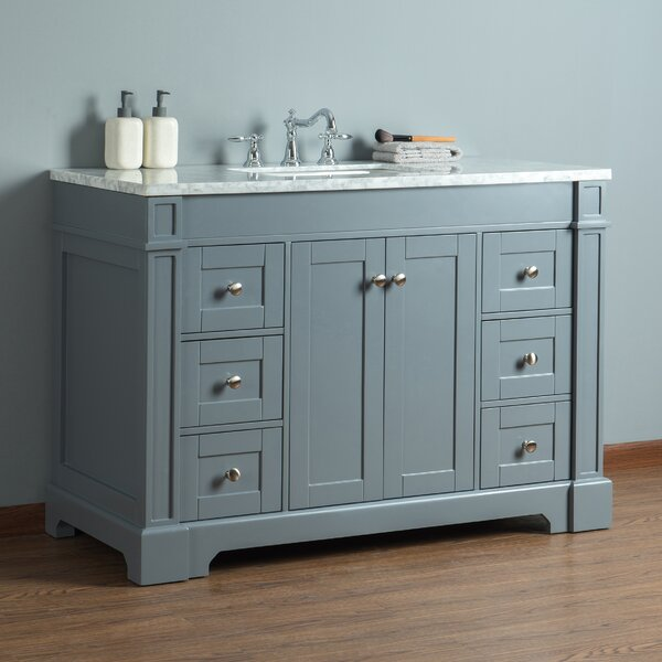 Farrell 48 Single Bathroom Vanity Set by Breakwater Bay