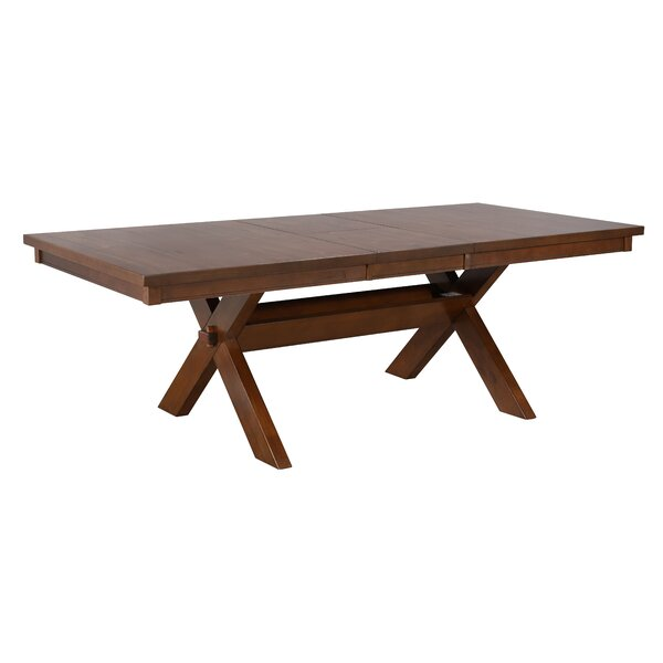 Law Extendable Dining Table by Breakwater Bay