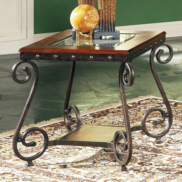 Carlton End Table By Astoria Grand