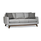 Bradon 85 Square Arm Sofa by Corrigan Studio®