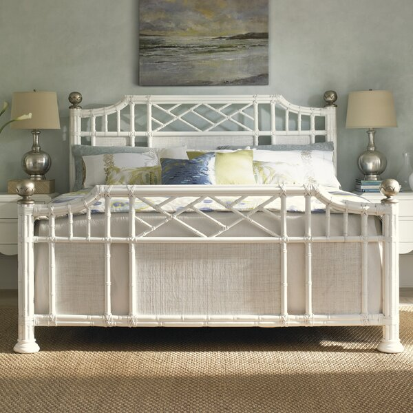 Ivory Key Standard Bed by Tommy Bahama Home