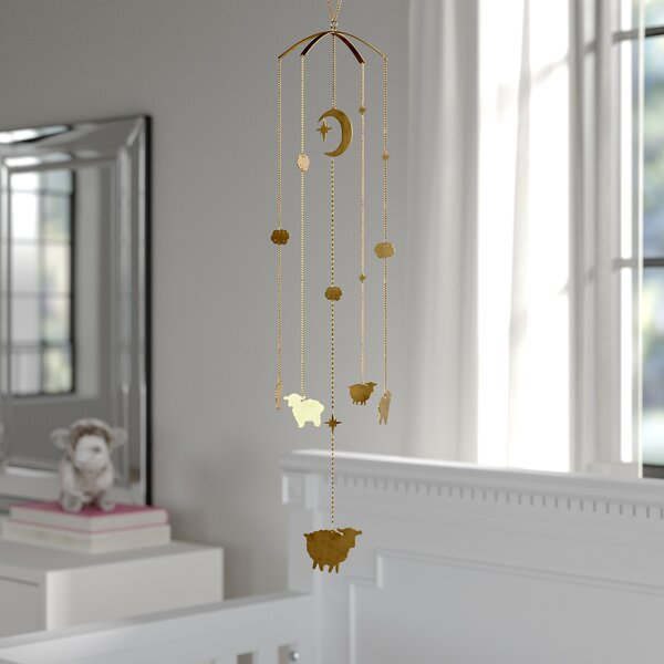 Brookes Counting Sheep Mobile Accessory by Greyleigh