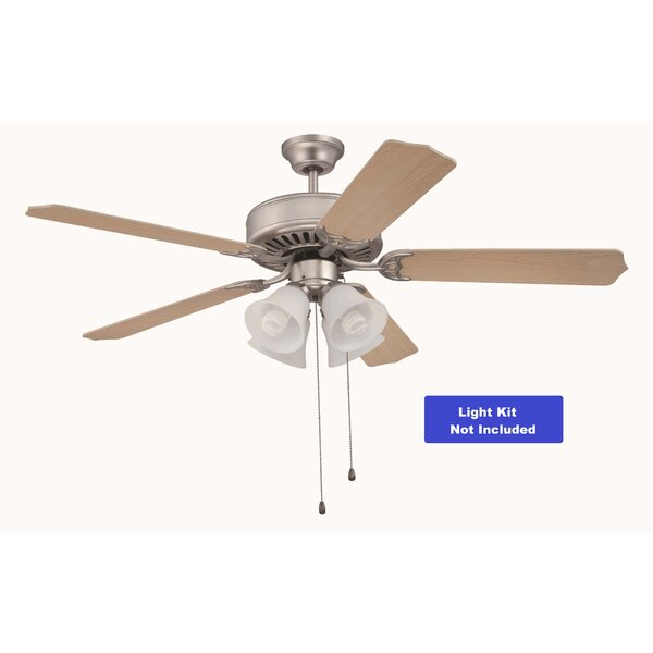 52 Greenbrier Valley 5-Blade Ceiling Fan by Winston Porter