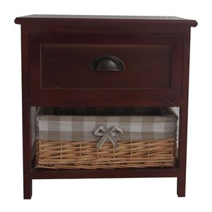 1 Drawer Nightstand by The Urban Port