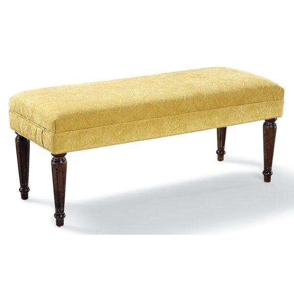 Calvert Upholstered Bench by Fairfield Chair