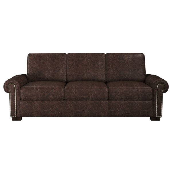 Burke Leather Sofa By Westland And Birch