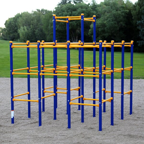 Sports Modular Jungle Swing Set by Skywalker Trampolines