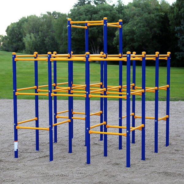 Sports Modular Jungle Swing Set by Skywalker Trampolines