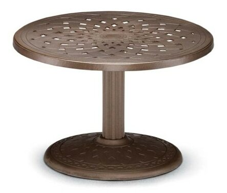 Cast 30 Round Chat Table by Telescope Casual