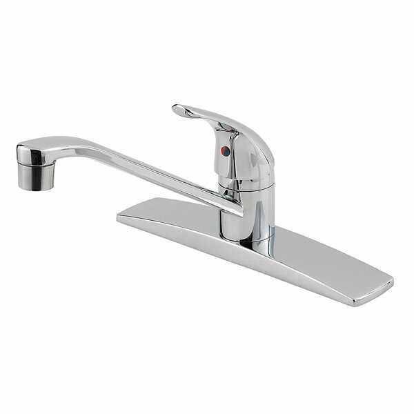 Pfirst Series Single Handle Deck Mounted Kitchen Faucet by Pfister