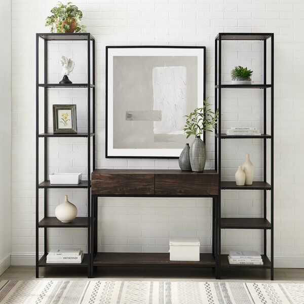 Whitted Entertainment Etagere Bookcase By 17 Stories