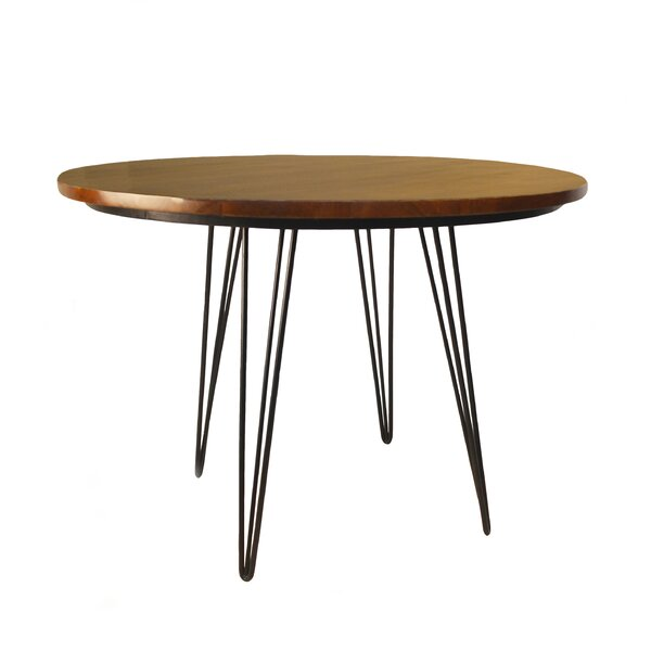 Caspar Dining Table by 17 Stories