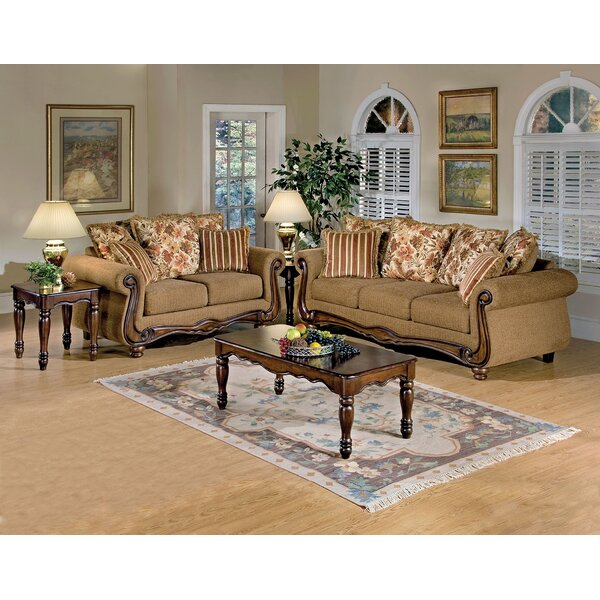 #1 Olysseus Configurable Living Room Set By A&J Homes Studio Fresh
