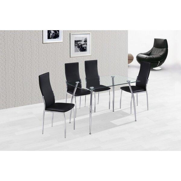 Edmond Dining Table by Ebern Designs