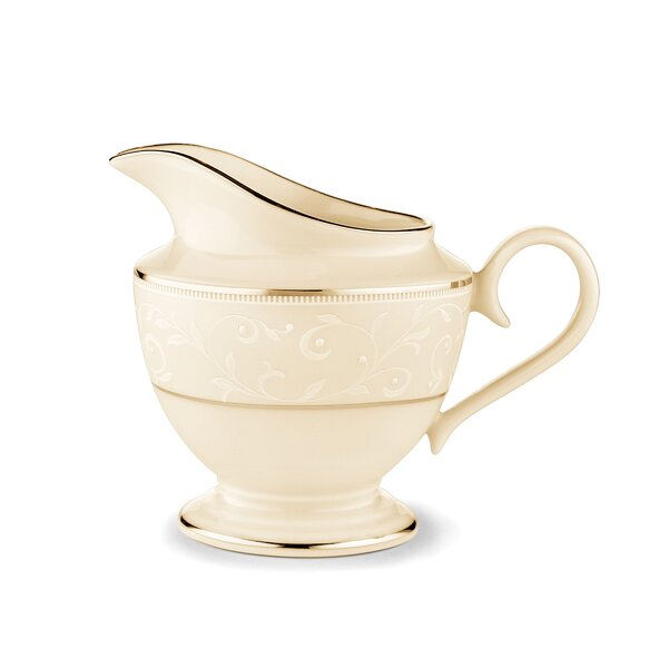 Pearl Innocence 9 oz. Creamer by Lenox