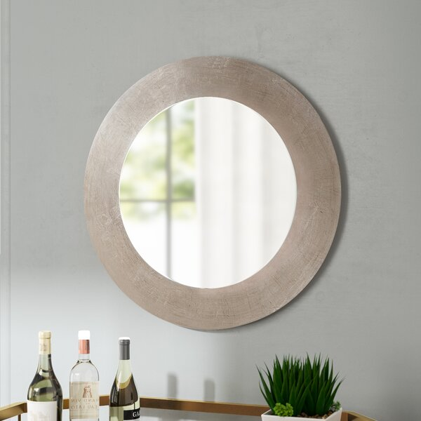 Blake Accent Mirror by Mercury Row