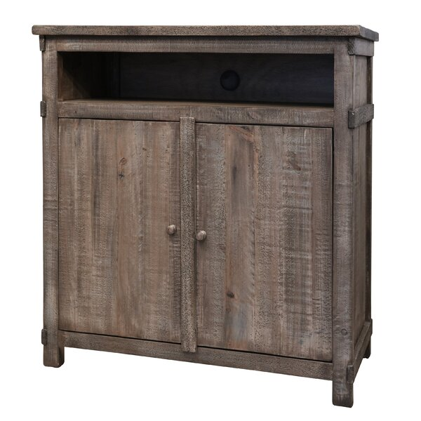 Studley 2 Door Media Chest by Millwood Pines