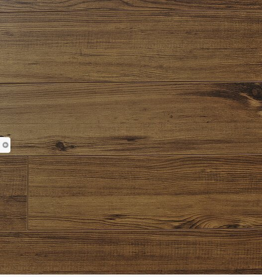 5 x 48 x 12.3mm Laminate Flooring in Red Ancient Pine (Set of 22) by Serradon