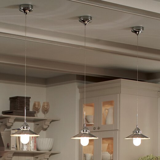 Freeport Quick Connect 1-Light Cone Pendant by WAC Lighting