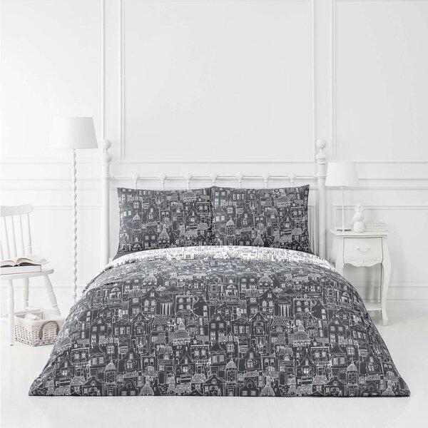 Nilles Cotton Single Duvet Cover