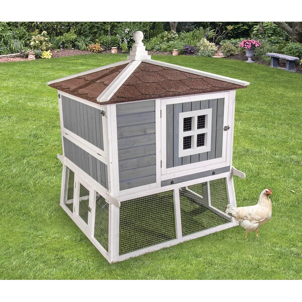 Premium Pagoda Chicken Coop by Ware Manufacturing