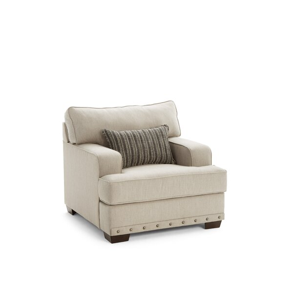 Cleaver Armchair by Darby Home Co