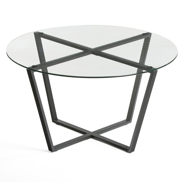 Home Décor Moby Cross Legs Coffee Table