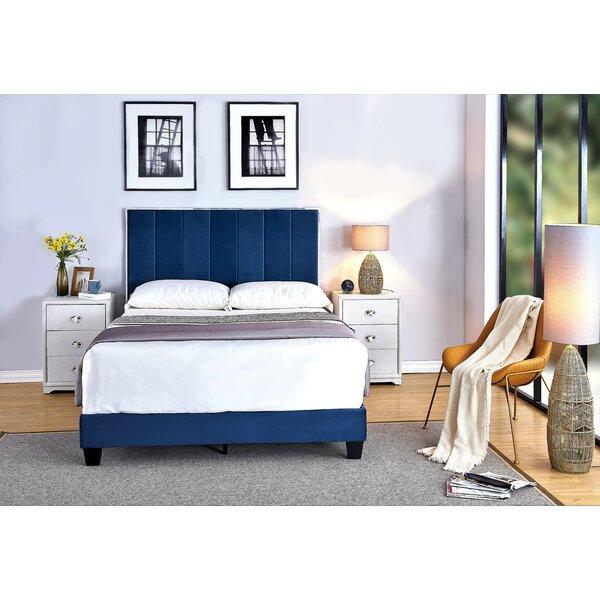 Dubin Og Upholstered Standard Bed by House of Hampton