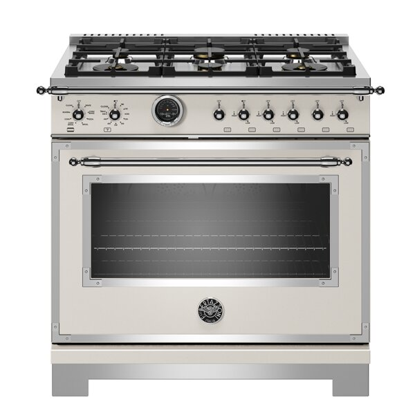 Heritage Series 36 5.9 cu ft. Freestanding Gas Range