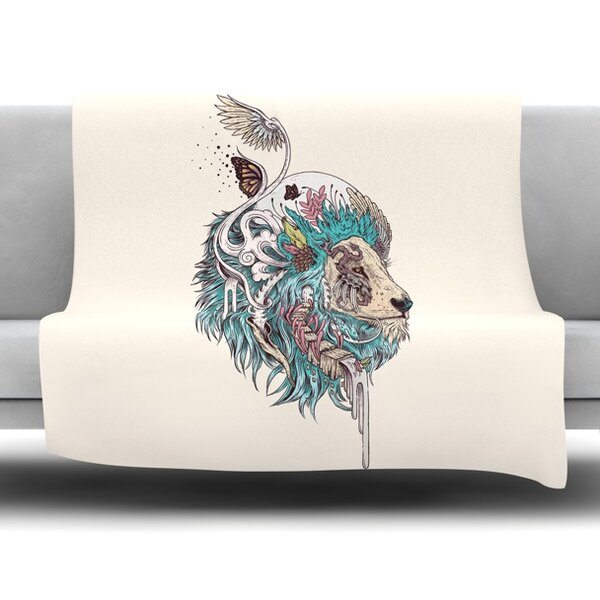 Unbound Autonomy by Mat Miller Fleece Blanket by East Urban Home