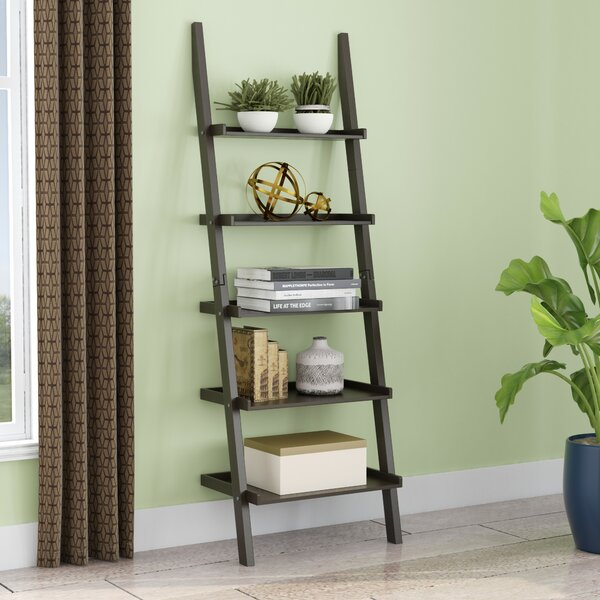Updike Ladder Bookcase By Latitude Run