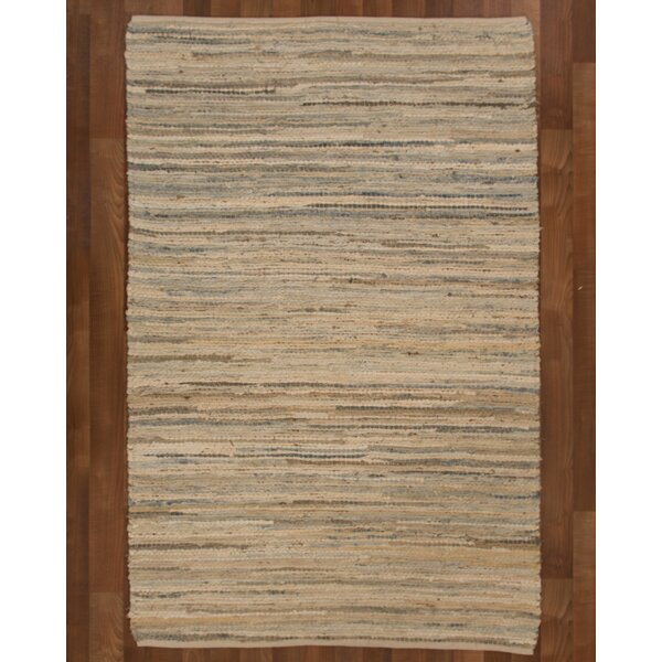 Cascade Cotton Natural Area Rug by Natural Area Rugs