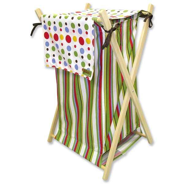Dr Seuss ABC Laundry Hamper by Trend Lab