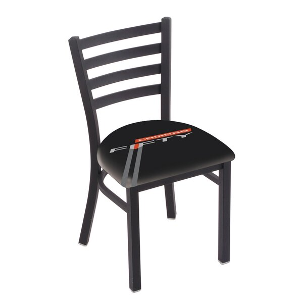 Camaro 50th Anniversary Stationary Side Chair by Holland Bar Stool