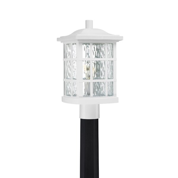 Lockett Outdoor 1-Light Lantern Head by Brayden Studio