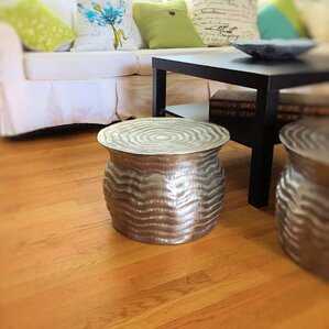 Global Rain End Table by Whole House Worlds