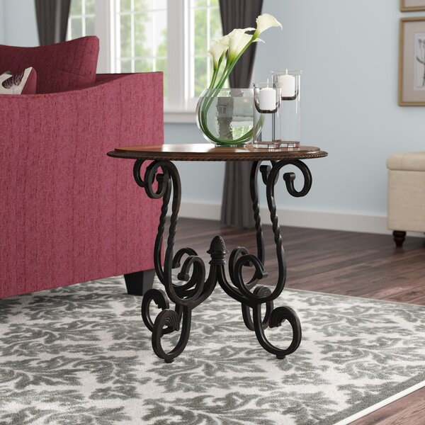 Glen End Table by Darby Home Co