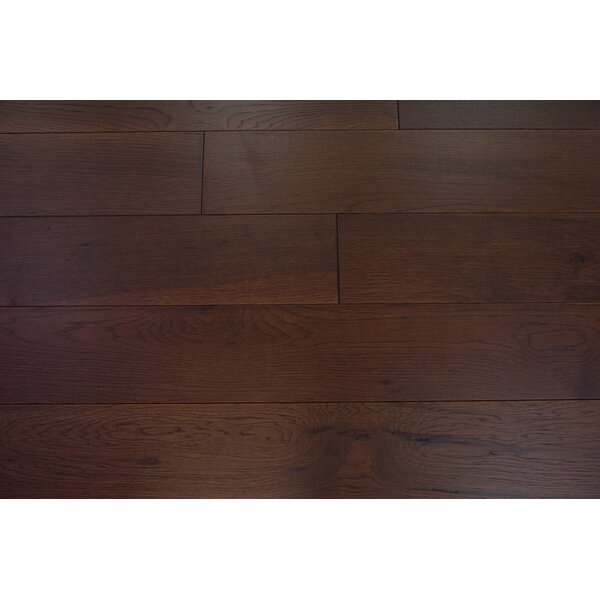 Berlin 7-1/2 Engineered Hickory Hardwood Flooring in Mosca by Branton Flooring Collection