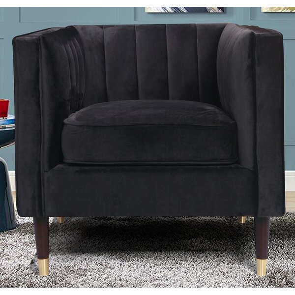 Scrivner Armchair By Everly Quinn