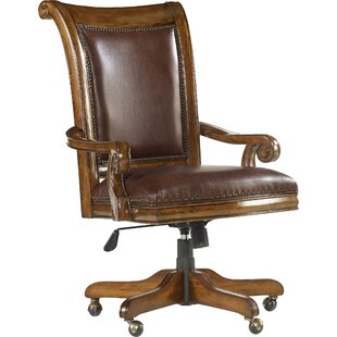 Tynecastle Leather Bankers Chair