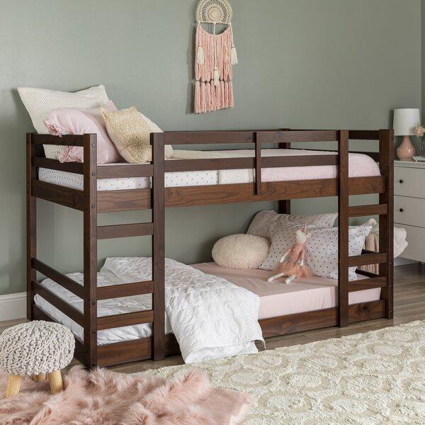 Kemah Twin Bunk Bed by Harriet Bee