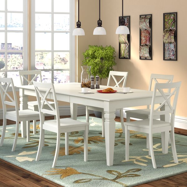 Beilby 7 Piece Dining Set by Darby Home Co