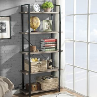 Price comparison Dunluce Standard Bookcase By Gracie Oaks
