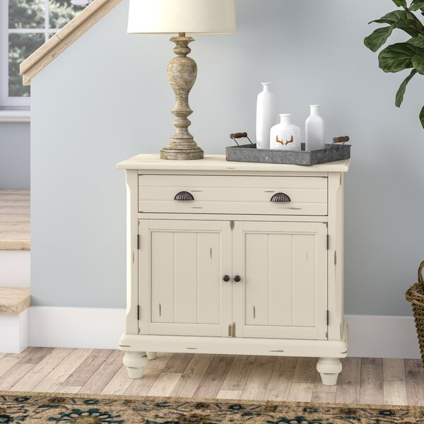 1 Drawer 2 Door Accent Cabinet By August Grove.