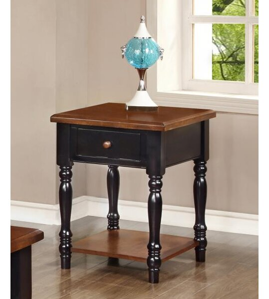 Boston End Table by Chelsea Home