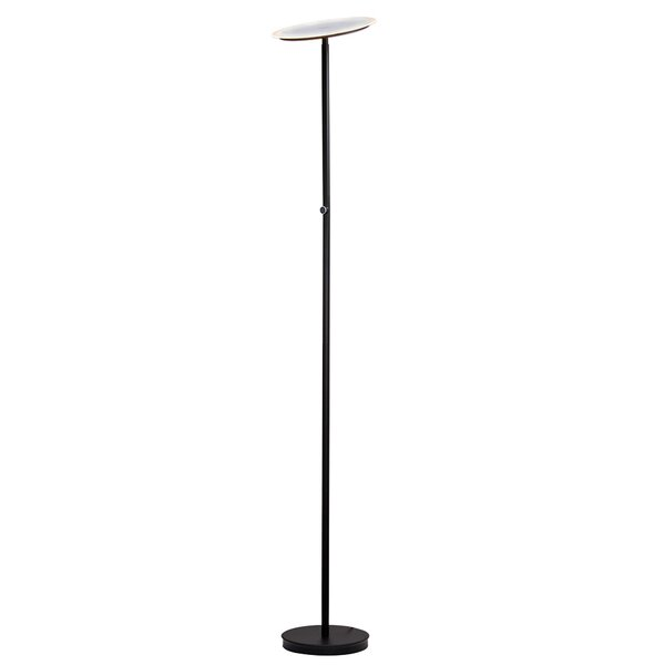 Smart Active 4-Step Touch 70 Torchiere Floor Lamp by Major-Q