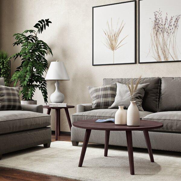 Bundaberg Solid Wood Coffee Table By Latitude Run