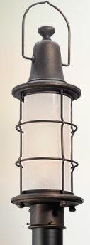 Farrell 1-Light 18W Lantern Head by Longshore Tides