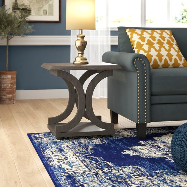 Adaline End Table By Red Barrel Studio